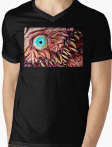 wrinklebeast 2 Mens V-Neck T-Shirt