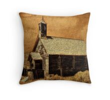 Ever Faithful Throw Pillow