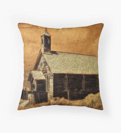 Ever Faithful Throw Pillow