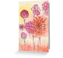 Summer Loving Greeting Card