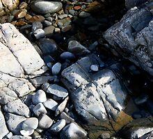 Rocks by Jodie Bennett