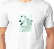 The Black Arrow/ Four Black Arrows for Four Black Hearts Unisex T-Shirt