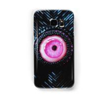 Beaded pink eye Samsung Galaxy Case/Skin