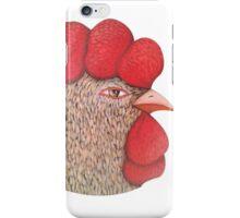Gallo de la serie Hard Candy iPhone Case/Skin