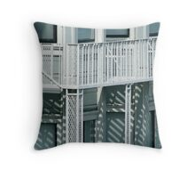 San Francisco Architecture Throw Pillow