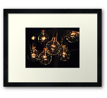 Bright Ideas Framed Print