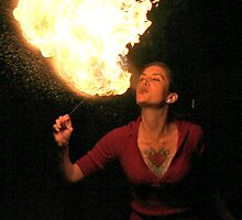 Fire Breather by LisaMichelle87