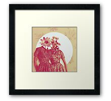 You Smell Nice Framed Print