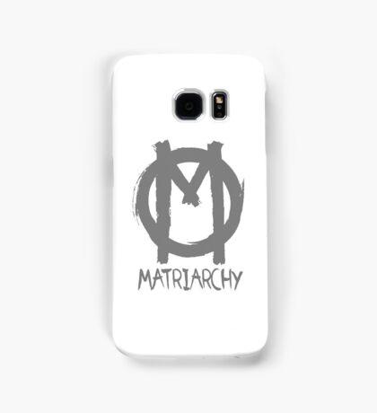 matriarchy Samsung Galaxy Case/Skin