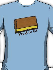 Print or Die (Squeegee) T-Shirt