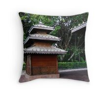 Nepal Pavilion World Expo88 Throw Pillow