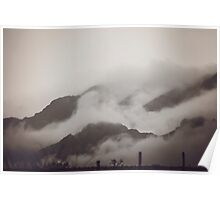 In the clouds - Organ Mountains - 03 Poster