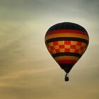 Hot Air Balloons by Colleen Drew