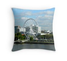 Brisbane SouthBank Throw Pillow