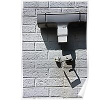 Down pipe Poster