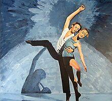 dance  by shagufta