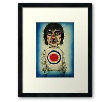 Keith Moon Framed Print
