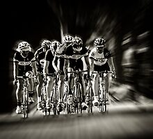 The Peloton by Peter Redmond