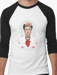 Frida (Light) Men's Baseball ¾ T-Shirt