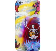 All Bears Go to Heaven - Design 3 iPhone Case/Skin
