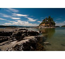 Wallace Island Provincial Marine Park Photographic Print