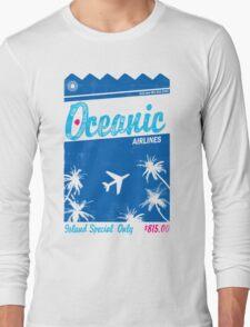 The Friendly Skies Long Sleeve T-Shirt