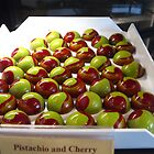 Pistachio and cherry by MarianBendeth
