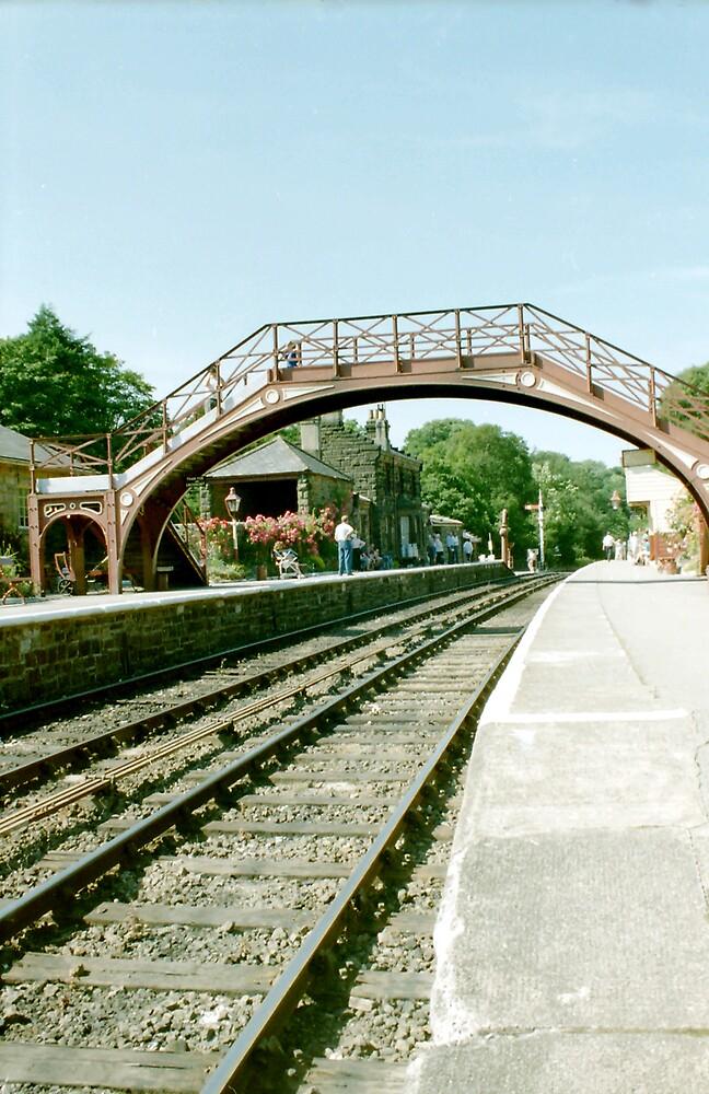 Goathland Station - North Yorkshire by Edward Denyer
