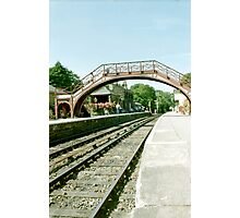 Goathland Station - North Yorkshire Photographic Print