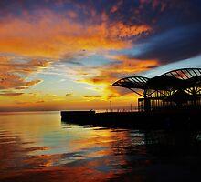 Geelong Dawn by Campbell Miller