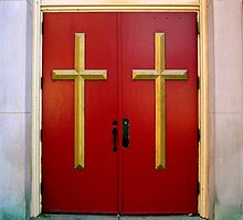 The Red Doors by Brian Gaynor