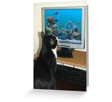 Is it dinner time yet? Greeting Card