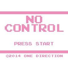 No Control by permanentjetlag