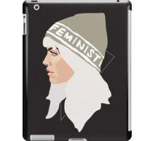Feminist (Silver) iPad Case/Skin
