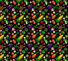 Veggiephile - Veggies by hyperite