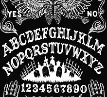 Angel of Death Ouija by ShayneoftheDead