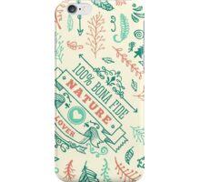 Doodlelicious - Nature iPhone Case/Skin