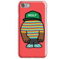 Tyler Wolf Creator iPhone Case/Skin