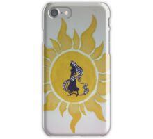 Sun Princess iPhone Case/Skin