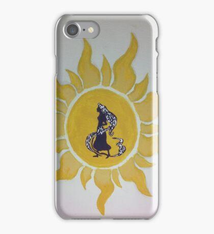 Sun Princess iPhone Case/Skin