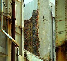Asbestos chimney by Jouer