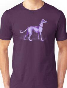 That One Purple Dog Shirt (Wordless) Unisex T-Shirt