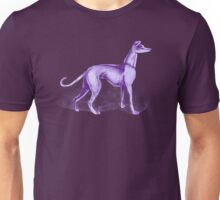 That One Purple Dog Shirt (Wordless) Unisex T-Shirt