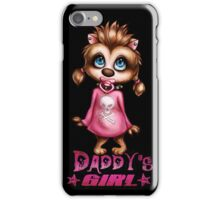 Daddy's Girl iPhone Case/Skin