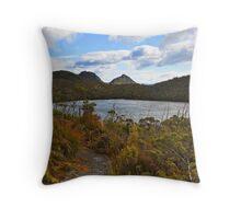 Lake Osborne Throw Pillow