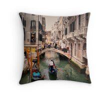 Rio di Palazzo II Throw Pillow