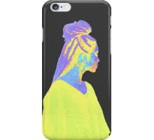 Jhene Colorful Fuzz iPhone Case/Skin