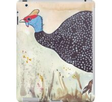 What's it worth in Guineas? iPad Case/Skin