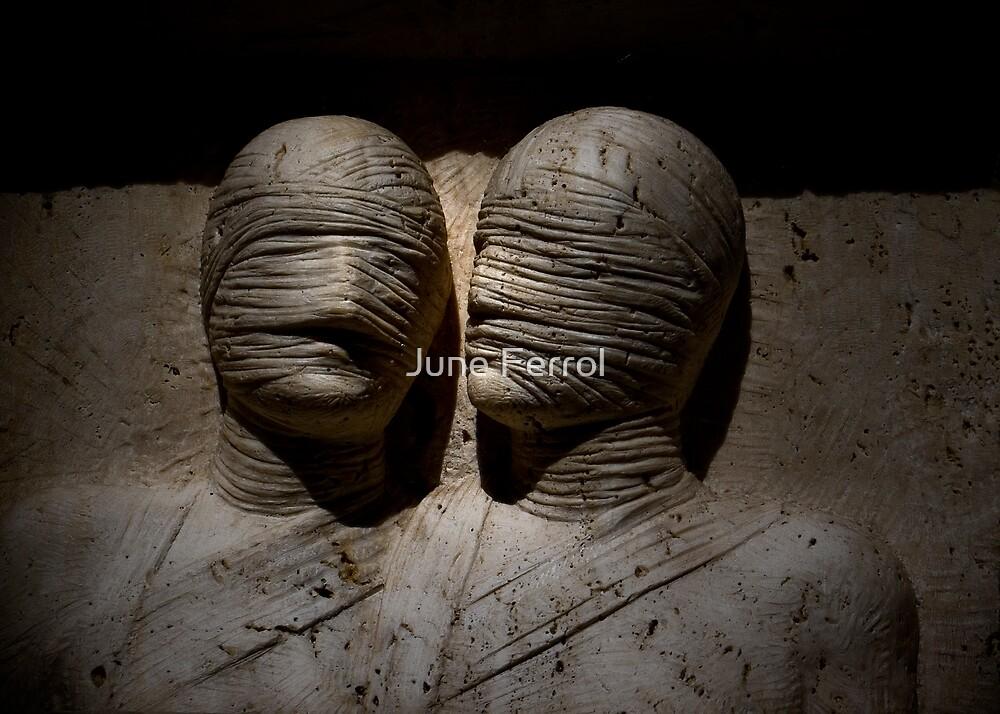 THE TWINS by June Ferrol