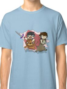 The Lion and The Llama Classic T-Shirt